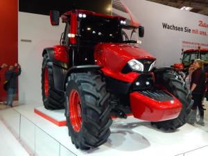 Výrobce traktorů Zetor plánuje rozšíření počtu modelů