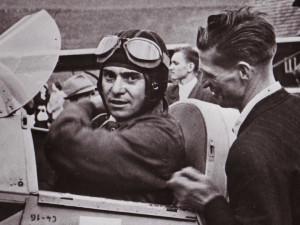 Před 105 lety se narodil legendární letec František Peřina