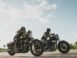 Brno o víkendu ožjie silnými stroji - Harley on Tour už tento pátek a sobotu
