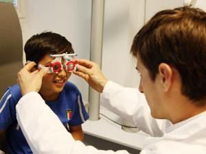 Děti z brněnského Klokánka dostaly nové brýle