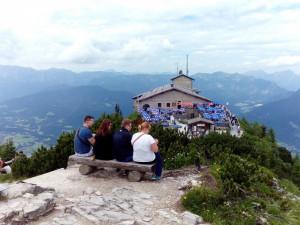 Drbna na výletě: Orlí hnízdo – Hitlerova chlouba uprostřed německých Alp
