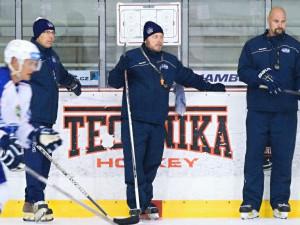 Hokejisté Brna zahájili přípravu zatím bez hvězdných posil