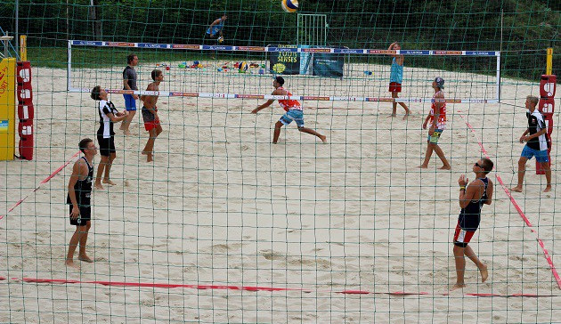 Do Brna míří evropská beachvolejbalová mládežnická špička