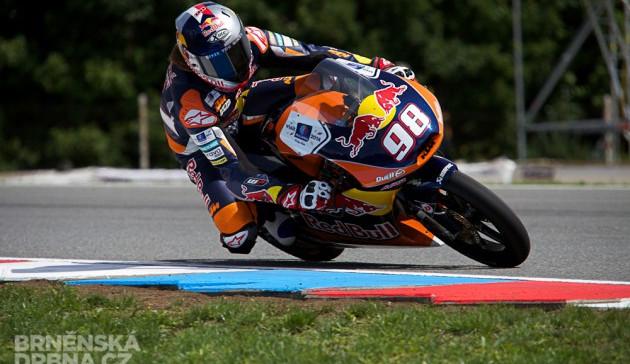 Brno se chystá na další motocyklovou GP, oba Češi vyhlížejí déšť