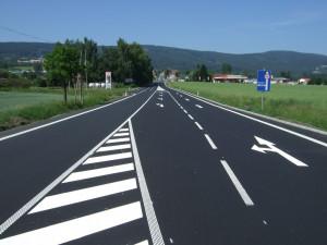 Jihomoravský kraj plánuje opravy silnic nižších tříd za 1,5 mld.