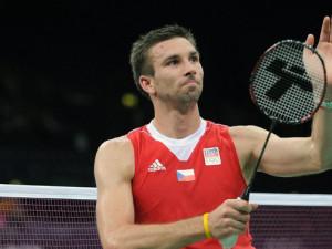 Badmintonista Koukal se v Brně rozloučil s aktivní kariérou