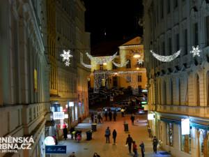 Vánoční trhy v Brně se letos rozšíří i na Dominikánské náměstí