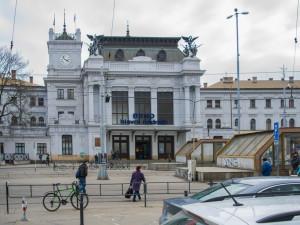 Brněnské nádraží čeká rekonstrukce za čtvrt miliardy korun