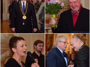 Jihomoravský kraj udělil 26 lidem cenu za zásluhy
