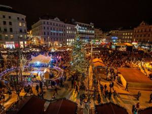 Kompletní program Vánoc na Svoboďáku, Zelňáku a Moraváku