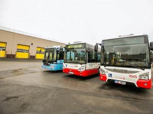 Brno může mít do roku 2020 všechny trolejbusy a autobusy nízkopodlažní