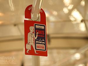 V prosinci se v Brně prodalo rekordních 358 tisíc sms jízdenek
