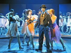 Diváci v Brně viděli evropskou premiéru muzikálu Chaplin