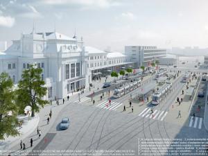 Brno vybralo zhotovitele dokumentací na rekonstrukce ulic Štefánikova, Benešova a Veveří