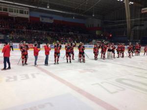 Hokejisté Znojma vypadli ve čtvrtfinále play off rakouské ligy