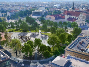 Urban centrum představuje budoucí podobu Moraváku