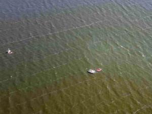 Na Nových Mlýnech se převrátily loďky s dětmi. Hasiči všechny zachránili