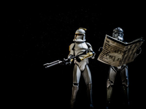 Vyndejte oblek Dartha Vadera ze skříně, dnes je Mezinárodní den Star wars