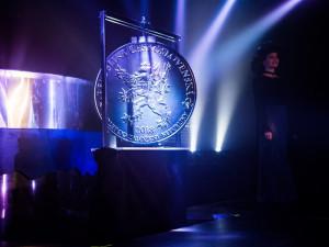 FOTOGALERIE: Brněnská mincovna slavnostně odhalila model největší mince světa