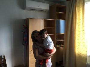 Brněnská firma 81 klima pomohla chlapci, který má problémy sdýcháním