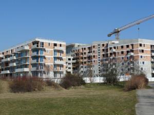 Developer postaví v Brně u výpadovky na Svitavy téměř 500 bytů