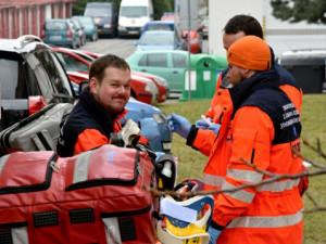 Záchranáři budou mít v Brně výcvikové centrum za sto milionů