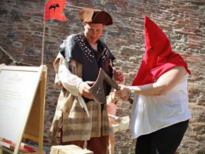 Špilas v sobotu ožije středověkem