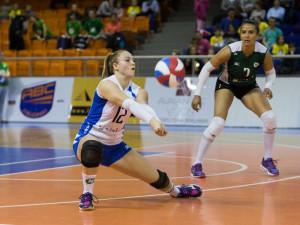 Zápas jsme si prohrály samy, litují královopolské volejbalistky včerejší prohry v Ostravě