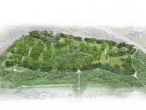Nový park pod Hády ponese jméno po padlém brněnském studentovi a letci RAF Richardu Hapalovi