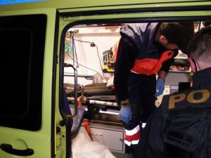 Řidič sanitky nadýchal přes jeden a čtvrt promile. Vezl přitom dva pacienty do nemocnice