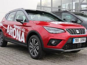 SEAT Arona: Španělská kráska, co překvapí dravostí a svižností
