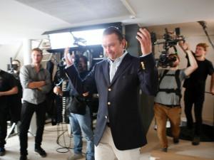 Prvního února jde do kin Prezident Blaník. Filmaři ho musí stihnout v rekordním čase
