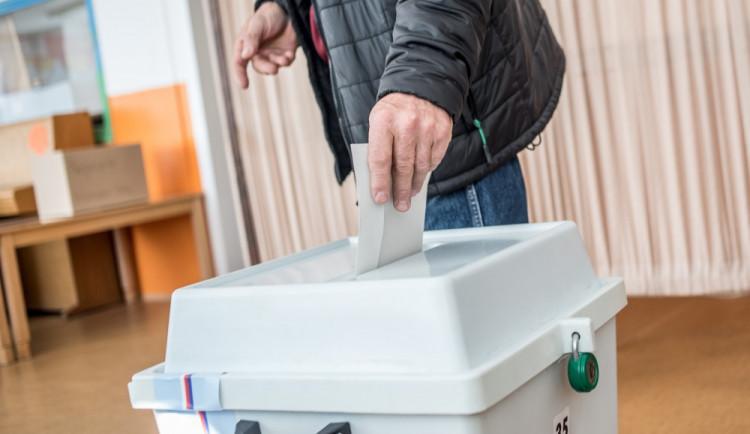 Výsledky prvního kola prezidentských voleb na jižní Moravě