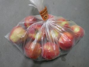 Inspekce našla opět pesticidy v jablkách z Polska