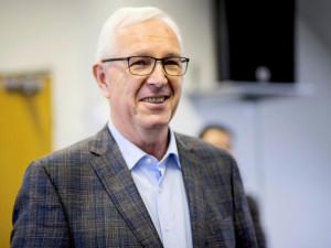 Do Brna v neděli přijede prezidentský kandidát Jiří Drahoš. Doprovodí ho Fischer, Hilšer i Horáček