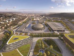 Město zná vítěze nejlepších návrhů na přestavbu výstaviště