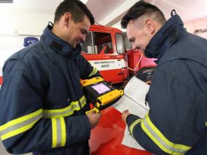 Externí defibrilátory na jihu Moravy loni zachránily přes stovku lidí