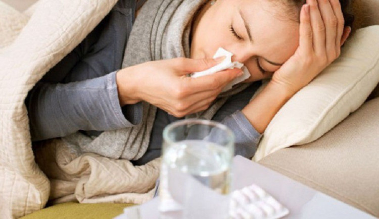 Na jižní Moravě onemocnělo chřipkou nebo nachlazením přes dvacet tisíc lidí