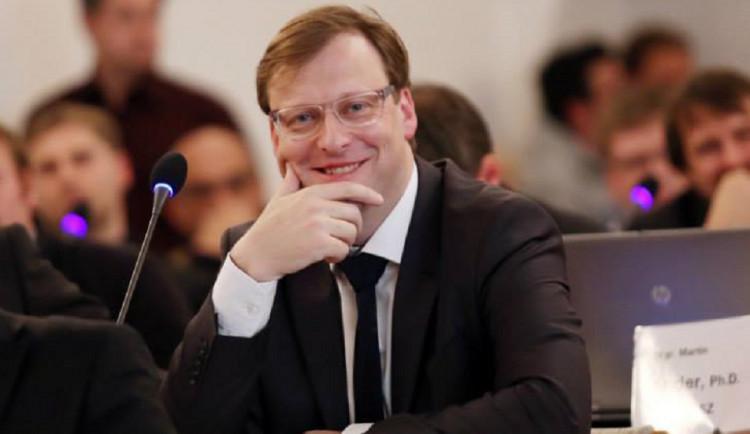 Komunisté z brněnského středu chtějí odvolat radního Svatopluka Bartíka, ten zatím zůstává
