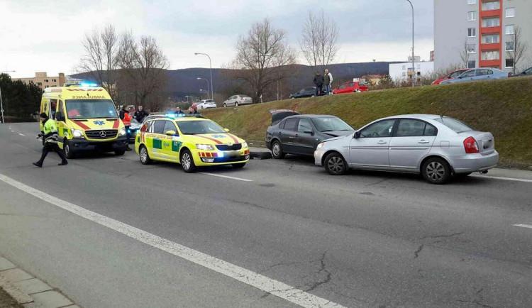 Brněnský hasič v civilu projížděl okolo nehody. Resuscitací přivedl řidiče zpět k životu