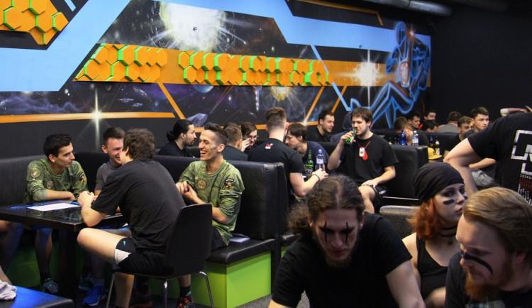 Brněnská Laser game hostila největší týmový turnaj