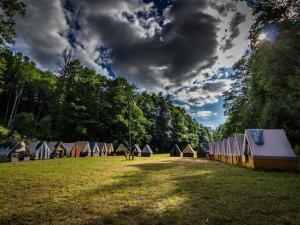 Místa pro děti na táborech na jižní Moravě rychle mizí. Hitem jsou příměstské