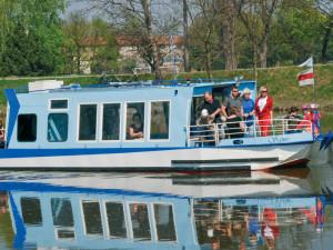 V Břeclavi po sedmnácti letech skončila lodní doprava