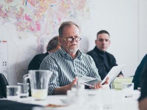 V Brně dnes poprvé vystoupí významný světový urbanista Mark Johnson