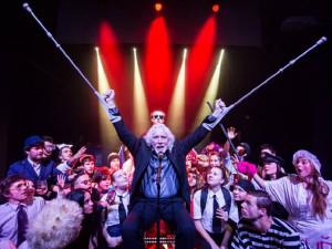 O festival divadelních škol Setkání/Encounter je letos rekordní zájem. Novinkou bude open air scéna