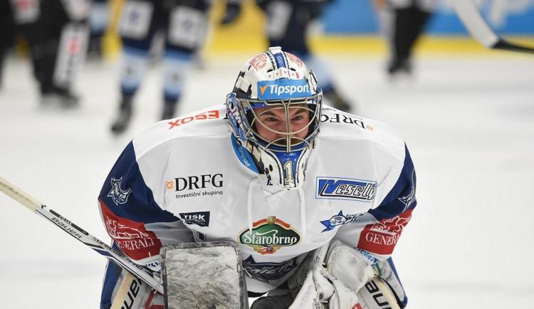 Když budeme hrát náš hokej, tak se o nás nebojím, říká Marek Čiliak