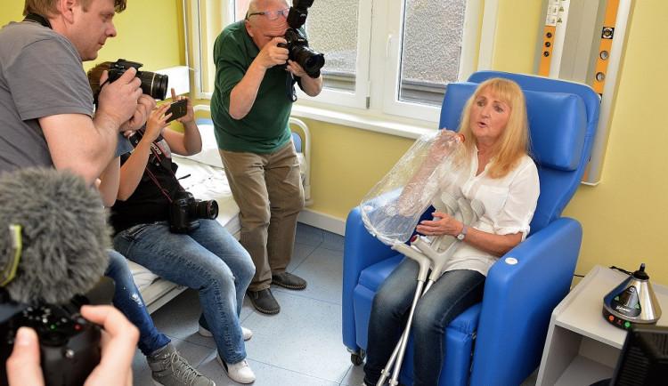 Nemocnice u svaté Anny má první vaporizační stanici pro uživatele léčebného konopí na světě