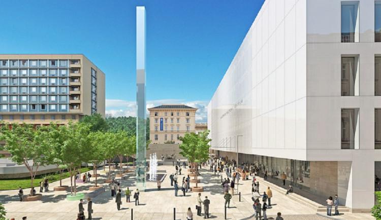 Nový koncertní sál za víc než miliardu se v Brně začne stavět už příští rok