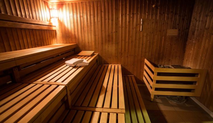 Město investuje dva miliony do saunování