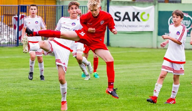 Mladí Zbrojováci vyzvou o víkendu Bayern Mnichov. Přijede i Tottenham Hotspur
